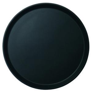 Cambro rond dienblad anti-slip zwart 35,5 cm