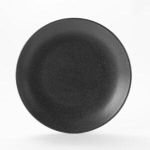Coupe bord Graphite 28 cm