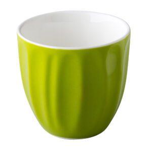 Coffeepoint stapelbare koffiekop groen 180 ml