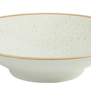 Diep bord Oatmeal 26 cm