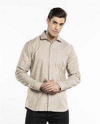 Men UFX Sand Melee Overhemd
