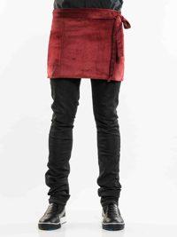 Red Velvet Sloof