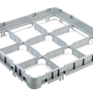 Vaatwaskorf verhoger 9 compartimenten max  Ø14.8cm