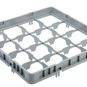 Vaatwaskorf verhoger 16 compartimenten max Ø10.9cm