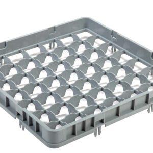 Vaatwaskorf verhoger 49 compartimenten max Ø6 cm