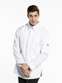 Chef Shirt White Koksbuis