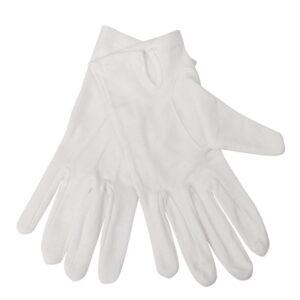 Dames serveerhandschoenen wit M