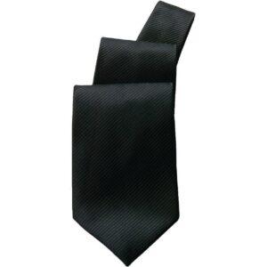 Uniform Works stropdas zwart
