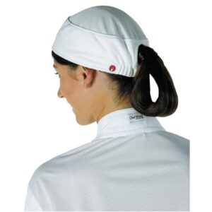 Chef Works Total Vent beanie dames wit
