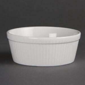 Olympia Whiteware ronde taartschaal 5,3×13,4cm