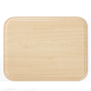 Cambro rechthoekig dienblad berk 32,5 x 53 cm