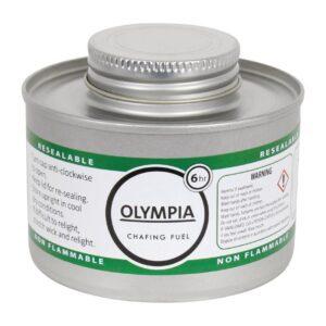 Olympia brandpasta 4 uur (12 stuks)