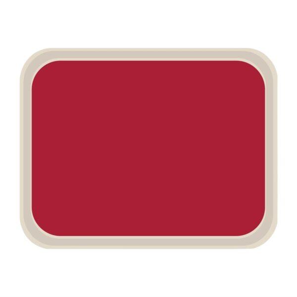 Roltex Original dienblad rood 47x36cm