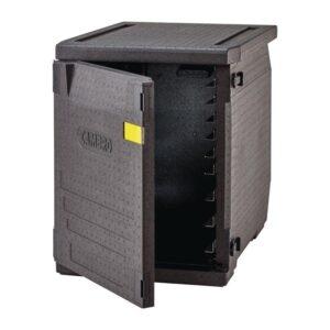Cambro Cam GoBox geïsoleerde voedselcontainer 155L met verst