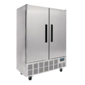 Polar G-serie 2-deurs slimline RVS koeling 960L