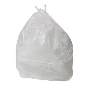 Jantex kleine vuilniszakken wit