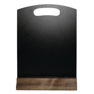 Olympia tafel krijtbordje 31,5×21,2cm