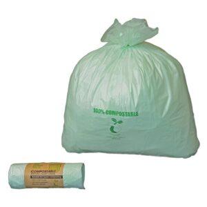 Jantex composteerbare sanitairzakjes 10L (24 stuks)