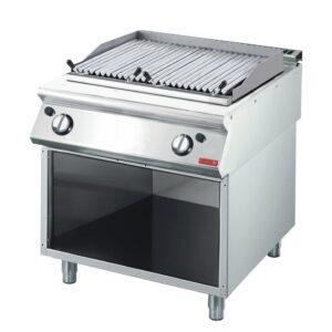 Gastro M 700 lavasteen grill 70/80 GRL
