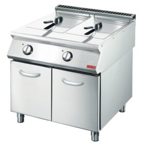 Gastro M 700 elektrische friteuse 2x 10L 70/80 FRE