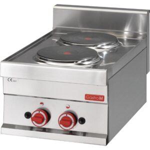 Gastro M 600 elektrische kookplaat 60/30 PCE