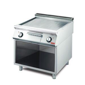 Gastro M 700 plus elektrische bakplaat GM70/80 FTES