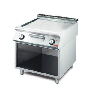 Gastro M 700 plus elektrische bakplaat GM70/80 FTES-CR