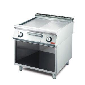 Gastro M 700 plus elektrische bakplaat GM70/80 FTRES-CR