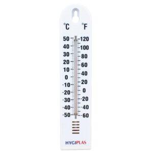 Hygiplas muurthermometer