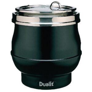 Dualit Hotpot soepketel 11L zijdeglans zwart
