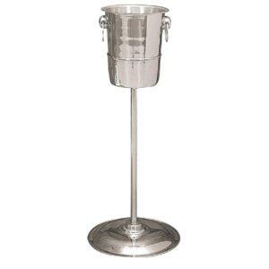 Olympia RVS standaard voor wijnkoeler K406