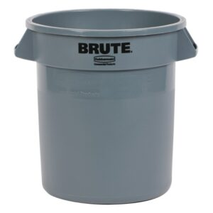 Rubbermaid Brute ronde container 37L