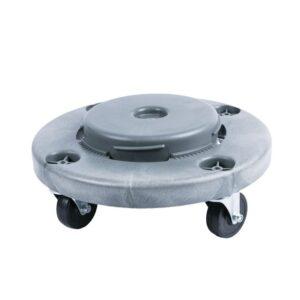 Jantex wielbasis voor 80 L container