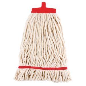 SYR Kentucky mop katoen rood
