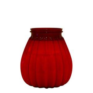65-uurs terraskaars kunststof rood