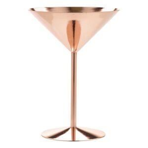 Martini glas koper 240 ml