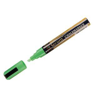 Securit wisbare krijtstift 6mm groen