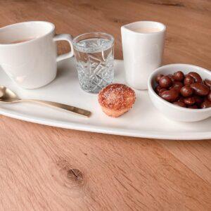Koffie Concept White Ceres I