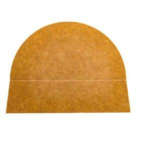 2-vaks papieren deksel verdeler 500 ml 250 st