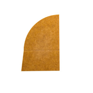 4-vaks  papieren deksel verdeler 500 ml 250 st