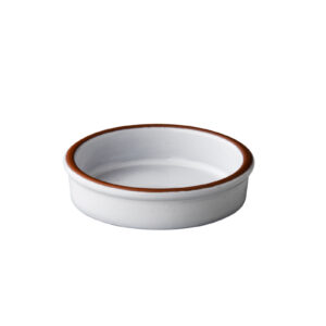 Stoneheart casserole  10 cm wit