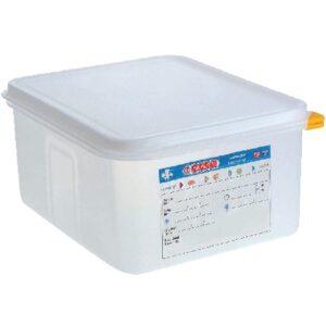Araven GN 1/2 voedselbak met deksel 10L