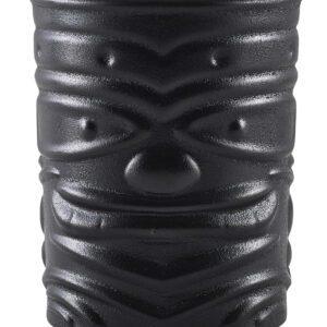 Tiki beker zwart 360ml