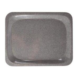 Cambro Capri gelamineerd dienblad graniet 32,5×26,5cm