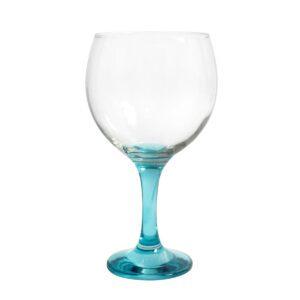 Gin & Tonic glas blauw 645 ml