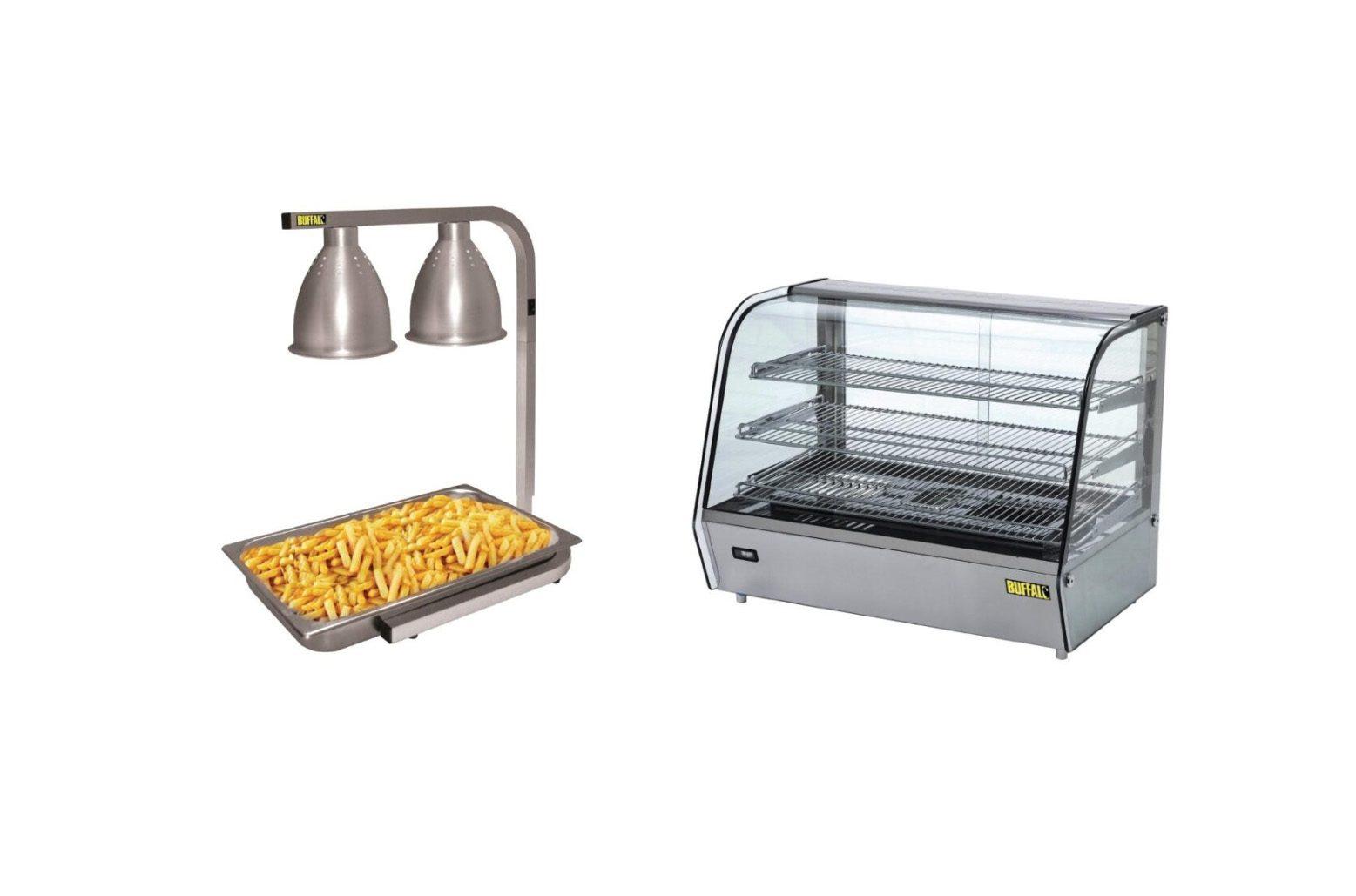 Voedsel warmhouden
