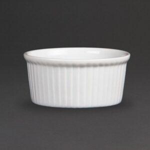 Olympia Whiteware ramekins 8,5cm