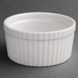 Olympia Whiteware souffléschaaltjes 12,8cm