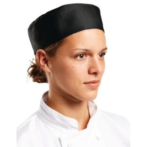 Whites skullcap zwart XL
