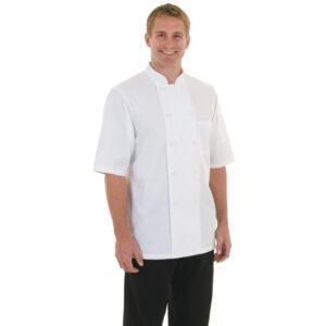 Chef Works Montreal Cool Vent unisex koksbuis wit XS